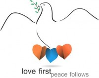 Love First - Peace Follows