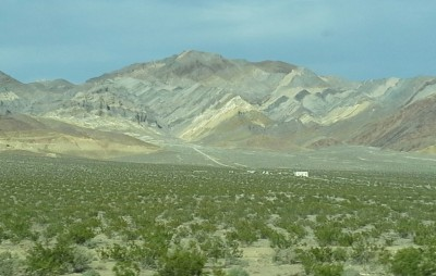 Mountains near Las Vegas