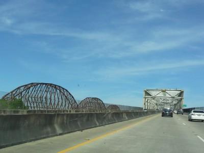 Driving to Lafayette, LA