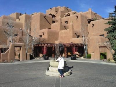 Loretto Resort downtown Santa Fe