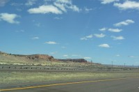 Day 6 – Flagstaff, AZ to Tucumcari, NM