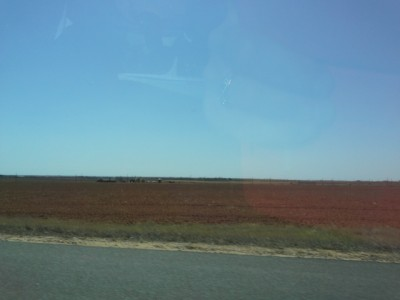 Red Soil Northern Texas