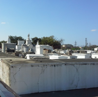 Cemetery in New Orleans, LA