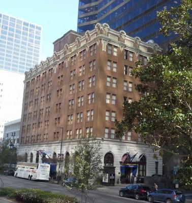 Whitney Wyndham Hotel