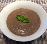 Portobello Mushroom Soup !